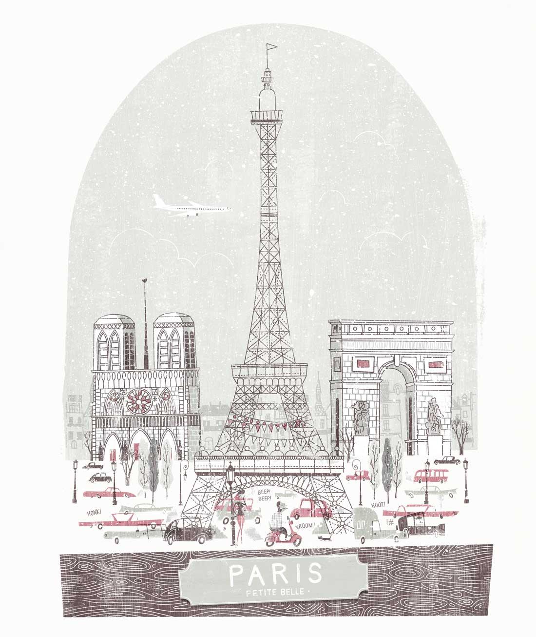 Paris Illustration: Illustration Soup